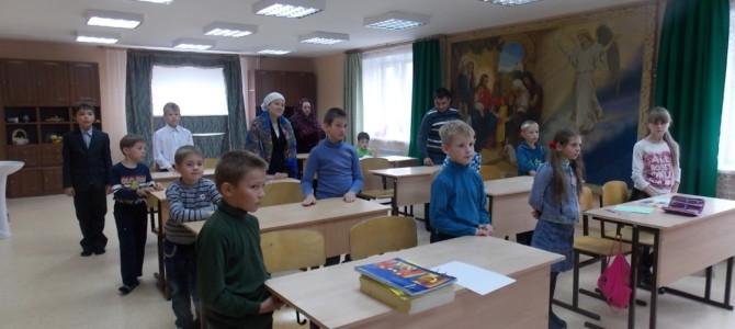 В воскресенье 8 октября 2017 года будет проведено собрание родителей, дети которых пойдут в воскресную школу