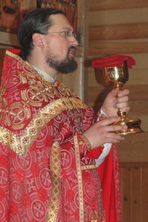о. Алексей Подлосинский