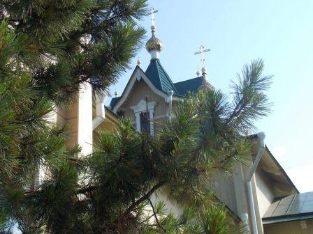 Свято-Никольский храм. Слюдянка
