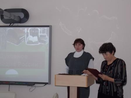 Слюдянка. Иннокеньевские чтения в Иркутске