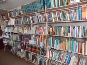 библиотека, Свято-Никольский храм