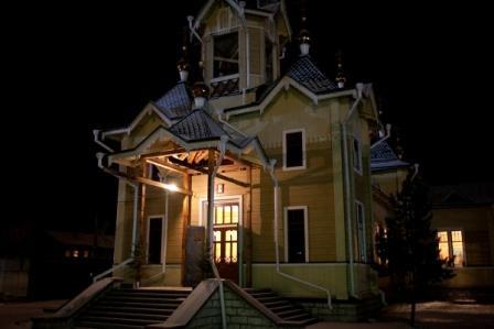 Свято-Никольский храм. Фото Евгения Терехова