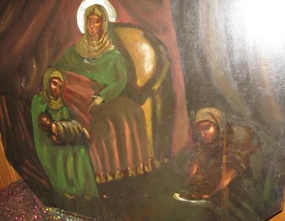 Рождество Богородицы. Слюдянка