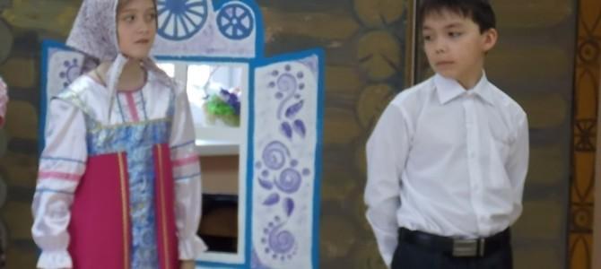 19 апреля 2015 года на приходе прошел детский пасхальный праздник