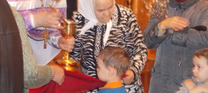 6 апреля почила о Господе одна из старейших прихожанок нашего храма, Андрейченко Валентина Георгиевна.