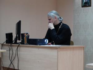 Настоятель протоиерей Олег Ушаков