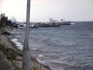 71 берег у пристани