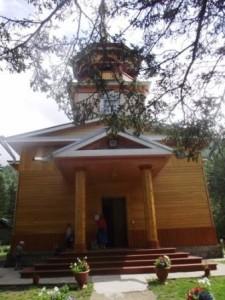 82 храм в Листвянке