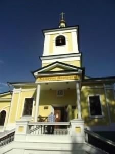 93 Иркутский Свято-НИколо-Иннокентьевский храм