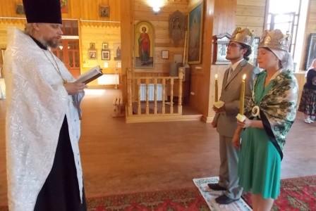 В день памяти пророка Божия Илии, 2 июля 2015 года, родилась еще одна христианская православная семья.