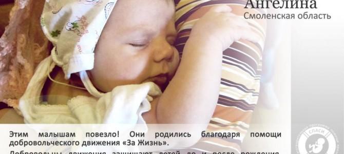 Новости движения «За жизнь» и приглашение к благотворительным акциям в рамках «Михайловских дней»