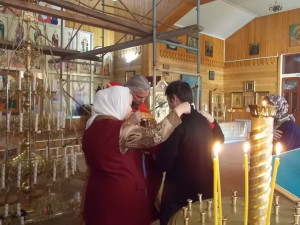 Паникадило, дар храму, праздник, юбилей