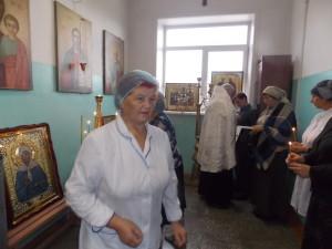 освящение, молитва, молельная комната, больница