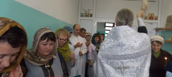 6 октября 2015 года в центральной районной больнице состоялось открытие и освящение молельной комнаты,  окормляемой приходом  Свято-Никольского храма города Слюдянки