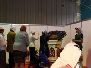 Иркутск, Выставка-форум «Православная Русь», приход, паломничество, святыни