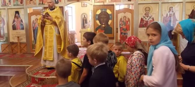 ИСКУШЕНИЯ, СВЯЗАННЫЕ С ПРИЧАСТИЕМ  Священник Валерий Духанин
