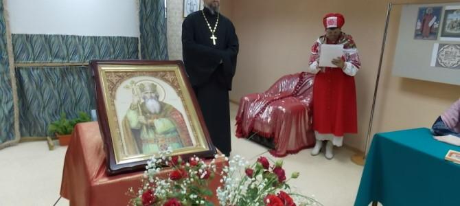 12 ноября 2015 нашим приходом Свято-Никольского храма был проведен вечер, посвященный 1000-летию преставления святого равноапостольного князя Владимира.