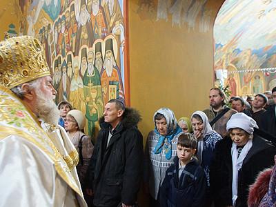 Проповедь митрополита Иркутского и Ангарского Вадима в праздник Рождества Христова
