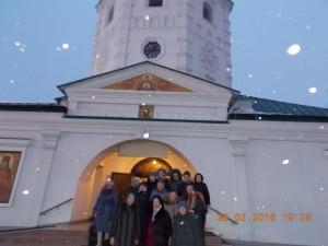 Акафист, молебен, Иркутск, паломничество
