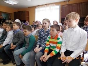 Праздник, Пасха, Воскресная школа, выставка, ДДТ