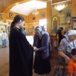 юбилей, приход, гости, благочинный