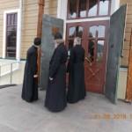 юбилей, приход, гости