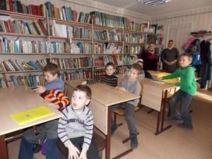 воскресная школа для детей, Слюдянка