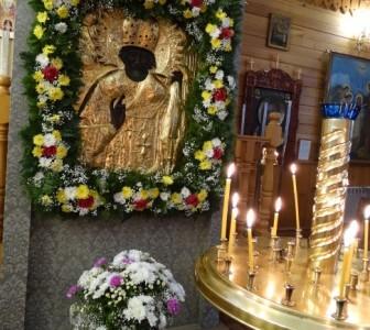 19 декабря 2016 года Свято-Никольский приход г. Слюдянки отметил свой престольный праздник