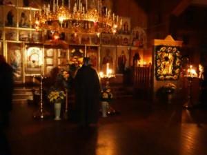 Престольный праздник, молебен, воскресная школа