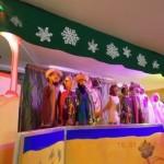 Праздник, Рождество, елка, спектакль