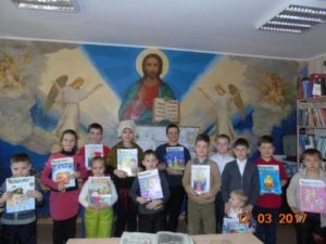 Праздник, воскресная школа, новости
