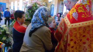 Праздник, Пасха, Воскресная школа