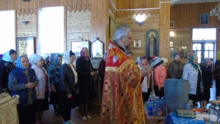 Поздравляем настоятеля Свято-Никольского храма протоиерея Олега Ушакова с Юбилеем!