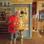 Свято-Никольский храм, Слюдянка