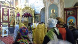 Новости, молебен, паломничество