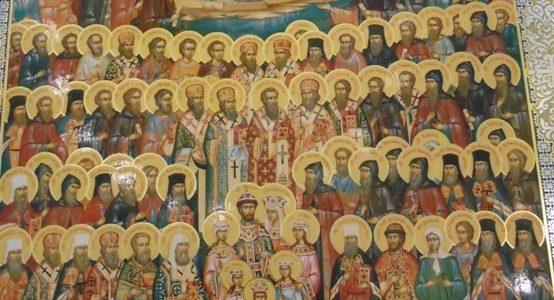 100-летие со дня избрания святителя Тихона Патриархом Московским и всея Руси