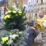 Престольный праздник Николаю Чудотворцу