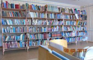 Приходская библиотека, юбилей