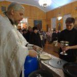 Вечерняя служба Крещения Господня, праздник, освящение воды, молебен