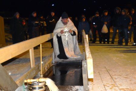 Праздники на Свято-Никольском приходе – от Сочельника до Крещения