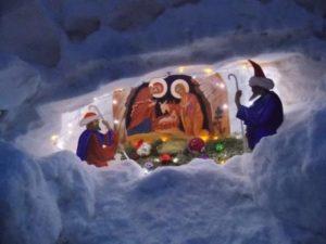 Праздник, Рождество, елка
