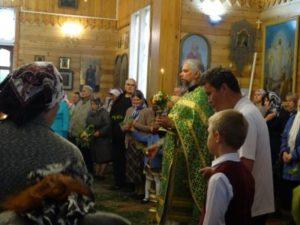 Настоятель Свято-Никольского храма протоиерей Олег Ушаков