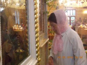 Свято-Никольский приход, прихожане, память