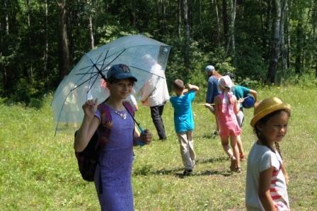 Открытие детской оздоровительной летней площадки на Свято-Никольском приходе