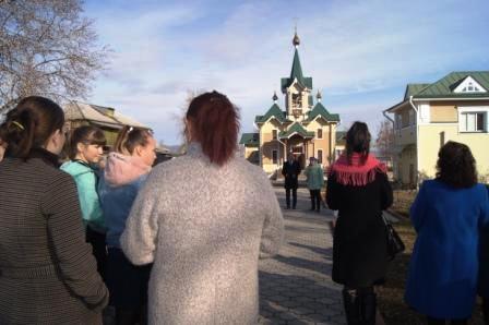 День памяти жертв политических репрессий на Слюдянском Свято-Никольском приходе