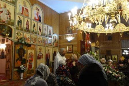 Праздник Рождества Христова – 2019 на Свято-Никольском приходе