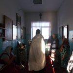 Новости, Праздник, Крещение Господне, молельная комната ЦРБ