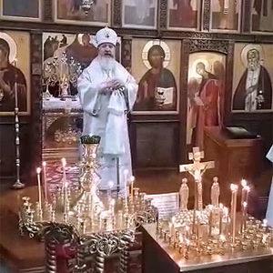 Слово митрополита Максимилиана на отпевании протоиерея Анатолия Медведева в храме Святой Троицы города Байкальска