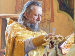 протоиерей Анатолий Медведев, Байкальск