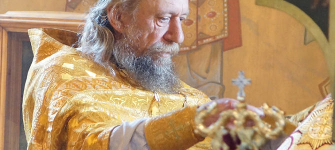 Слово митрополита Максимилиана после Панихиды в Родительскую субботу 22 февраля 2020 года в Богоявленском соборе города Иркутска